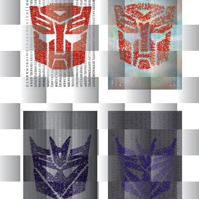 Transformers mini-prints